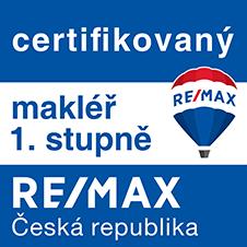 Certifikovaný makléř 1. stupně